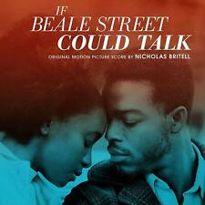 NICHOLAS BRITELL - IF BEALE STREET COULD TALK - NEW CD SOUNDTRACK - PRE-ORDER