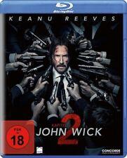 JOHN WICK: KAPITEL 2 (Keanu Reeves) Blu-ray Disc NEU+OVP