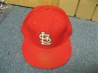 Jerry Mumphrey Game Used Baseball Hat Cardinals