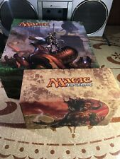 Magic The Gathering Collection Lot MTG Card Including Rare Cards Gold Orange