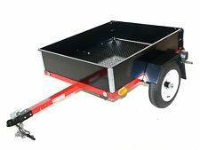 Small Box Trailer  - Mini Box Trailer - Lightweight Trailer