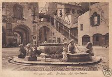 Bergamo Alta-Fontana del Contarini-f.g.