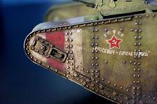 WWI British tank Mark V Mk.V Bolts & Nuts for Idlers 1/35 Tamiya Takom Meng