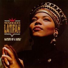 Nature of a Sista by Queen Latifah (Cassette, Sep-1991, Tommy Boy)