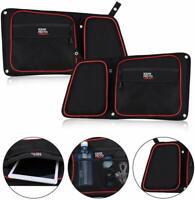 RZR Rear Side Door Bag with Knee Pad for Polaris RZR 4 900 RZR XP4 1000 2014-19