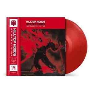 Hilltop Hoods : State Of The Art - Instrumental - Blood Red Vinyl 2LP.