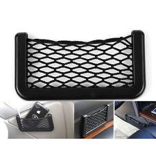 Car Storage Net Resilient String Bag GPS Phone Holder Pocket Organizer Excellent