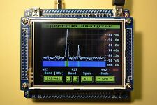 "VHF/UHF Spectrum Analyzer and Generator with touch screen controller (3.2""LCD)"