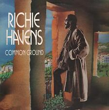 "RICHIE HAVENS - RARO 33 GIRI LP "" COMMON GROUND "" PINO DANIELE"