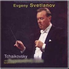 TCHAIKOVSKY SYMPHONY NO 3 EVGENI SVETLANOV NEW CD