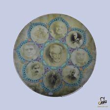 Persian Painting Daf, Deff, Def, Erbane, Bendir With Soft Case NDR-234
