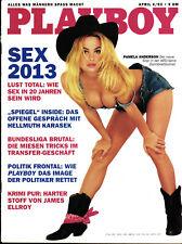 1 - PLAYBOY D 4/1993 April - Pamela Anderson, Hellmut Karasek, James Ellroy