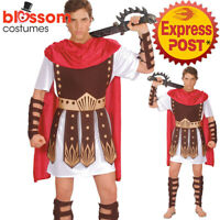 CSW69 Roman Gladiator Boys Kids Costume Warrior Spartan Soldier Book Week Outfit