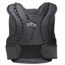 GxG Paintball & Airsoft Chest Protector Lightweight Tactical Body Armor - Black