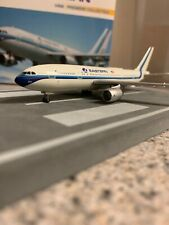 DW 1:400 scale diecast model Eastern Airlines A300-B4 Commercial airliner N204EA