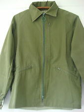 Original English Greenspot Bertram Dudley Nomad Ventile Cycling Jacket Windproof