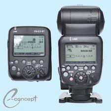 YONGNUO one YN600EX-RT Flash Speedlite + one YN-E3-RT Transmitter for Canon
