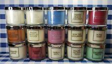 Bath & Body Works 4oz. Wallflower Tester Candles NWT
