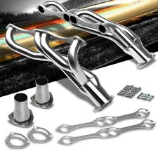Stainless Steel Exhaust Header Manifold For 74-75 Chevrolet Bel Air/74-81 Camaro