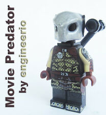 LEGO Custom --- PREDATOR --- Aliens movie Superheroes terminator marvel deadpool