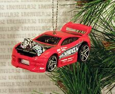'02 MITSUBISHI ECLIPSE 2002 RED BLACK TUNER SPORTS CAR CHRISTMAS ORNAMENT XMAS