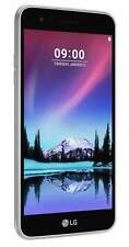 "New LG RISIO 2 6.0 ANDROID 5"" 4G LTE  16GB Unlocked GSM PHONE SILVER ATT-Tmobile"