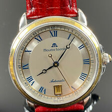 Maurice Lacroix Masterpiece Stahl Gold Automatic 11660  OVP