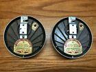 2x Vintage Vanguard Fire Alarm Protection System Model V2-25FT Both Work