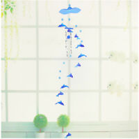 Romantic Wind Chimes Hanging Ornament Metal Dream Creative Plastic Aeolian Bell