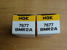 2 x NGK Zündkerzen BMR2A 7677 NEU