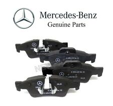 Rear Left & Right Brake Pads Set Genuine For Mercedes W164 ML W251 W463 G Class