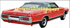 FORD GALAXIE & LTD DO IT YOURSELF CONVERTIBLE TOP PACKAGE 1971-1972
