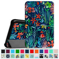 For Samsung Galaxy Tab e lite / tab 3 lite 7.0 7 Tablet PU Leather Case Cover
