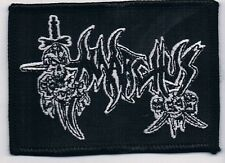 ANARCHUS embroidered patch agathocles rot  cacofonia denak warsore mortician