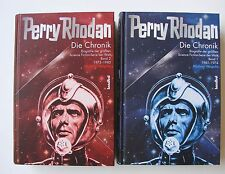 Perry Rhodan Chronik (Hannibal, B.) Nr. 1+2 zus. (Z1)