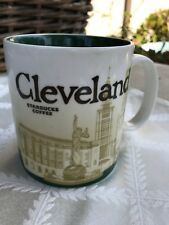 Starbucks Cleveland Global Icon Series Mug