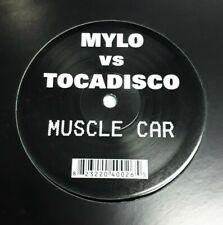 "MYLO vs TOCADISCO - Muscle Car - 12"" Vinyl 2006"