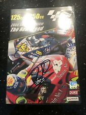 More details for signed official moto 2/3 gp dvd season review 2006 -  lorenzo & bautista