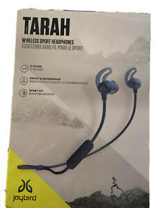 Jaybird Wireless Sport In-Ear Waterproof Headphones Black Tarah