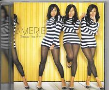 CD ALBUM 15 TITRES--AMERIE--BECAUSE I LOVE IT--2007