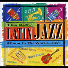 BEST LATIN JAZZ ALBUM IN THE WORLD EVER!-2CDs AS NEW-5 BUCKS-FREE USA SHIPPING