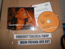 CD Pop Whitney Houston - One Of Those Days (3 Song) MCD ARISTA Presskit