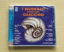 I NOMADI - I NOMADI CANTANO GUCCINI - CD SIGILLATO (SEALED)