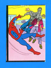 L'UOMO RAGNO E I FANTASTICI 4 - Marvel 1978 -Figurina-Sticker n. 29 -Rec