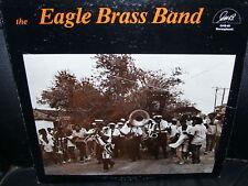 Eagle Brass Band LP Alvin Alcorn George Kid Sheik Cola New Orleans Dirges