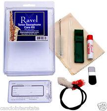 Ravel #377 Tenor Saxophone Care & Cleaning Kit