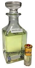 CRYSTAL NOIR FLORAL NOTES GARDENIA AMBERY MUSKY PERFUME OIL 3ML