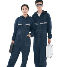 New Mens Women Boilersuit Coverall Overall Workwear Tuff Work Royal Pant Jumpsui
