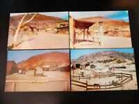 Calico Ghost Town 6 Barstow California CA Vintage Postcard Lot Yermo Main Street