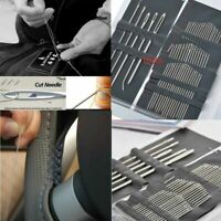 Helpful Useful Stainless Steel Mending Craft Hand Sewing Needles Sew Pins Kit